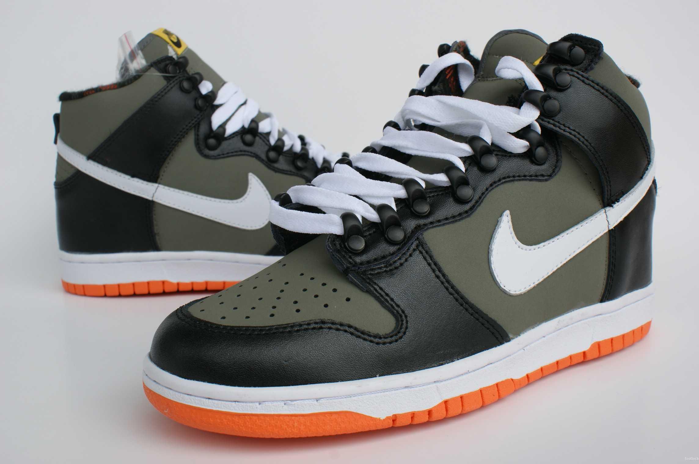 Wholesale Nike Dunk High Nightmare  4b8c7dc24
